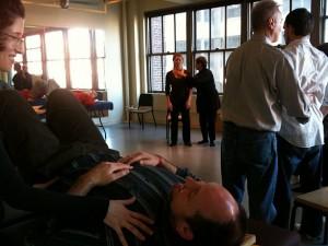John Nicholls Alexander Training